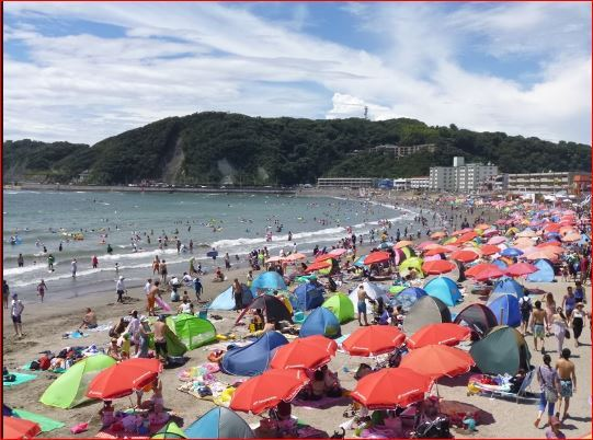 500海水浴場由比ヶ浜.JPG